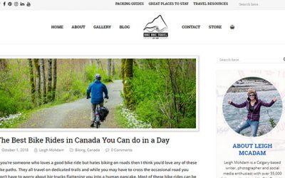 Hike Bike Travel