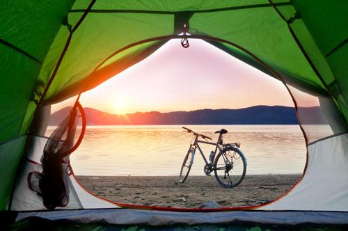 Camping laurentides