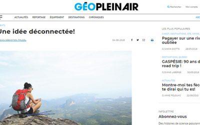 Géo Plein Air
