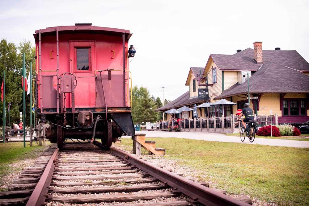Labelle- petit train du nord