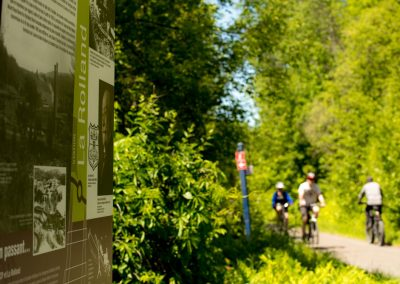Cyclistes-a-Sainte-Adele
