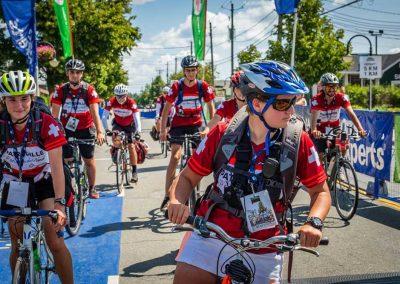 patrouille10- Demi-Marathon de Mont-Tremblant