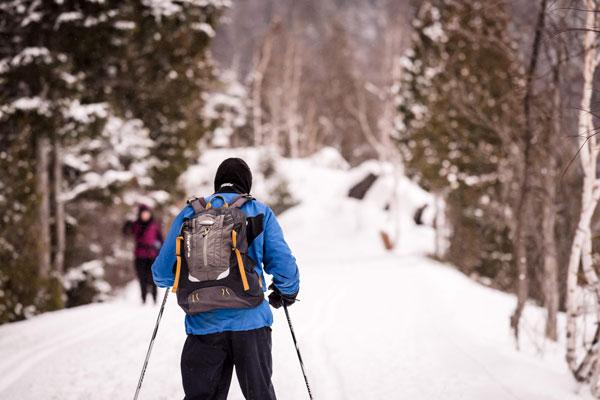 Sport hiver Laurentides